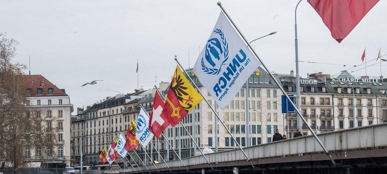 Geneva acolhe primeiro Fórum Global de Refugiados