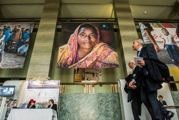 The Global Refugee Forum is getting underway in Geneva, Switzerland.