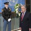 O secretário-geral da ONU lembrou as mais de 222 mil pessoas que perderam suas vidas no terremoto do Haiti.