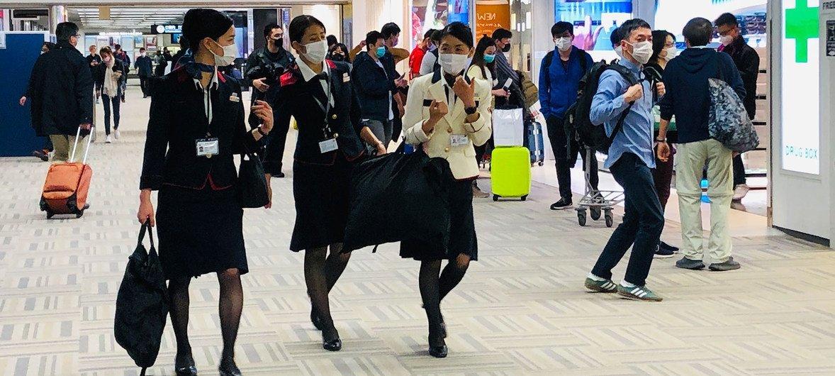 OMS na Europa diz que para quem não tem outra opção a não ser viajar para ver a família, é necessário evitar meios de transporte lotados