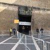 意大利罗马的梵蒂冈采取措施防止冠状病毒传播。
