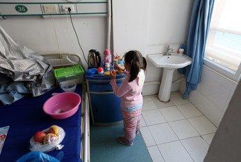 اليونيسف تقدم نصائح حول كيفية التحدث إلى الأطفال حول كورونا