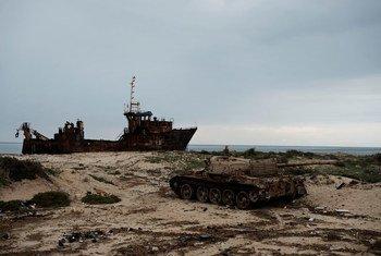 O impacto da pandemia de Covid-19 fez com que as exportações por via marítima parassem temporariamente