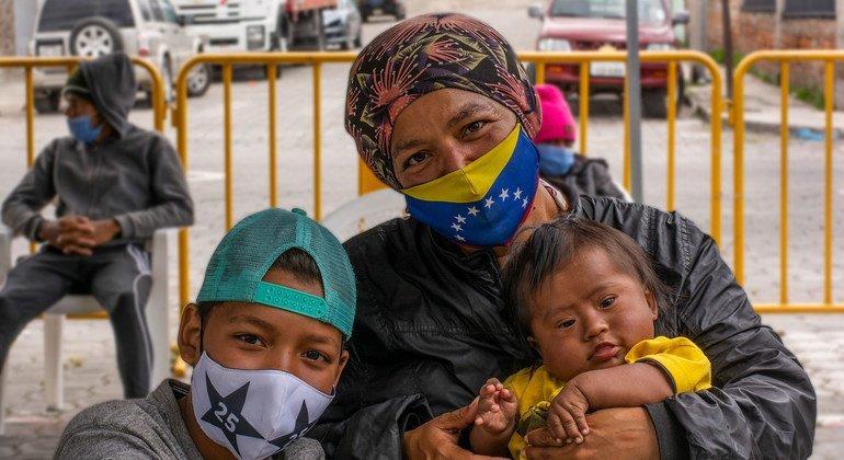 Más de 5,6 millones de venezolanos han abandonado su país, la mayoría hacia países de América Latina y el Caribe