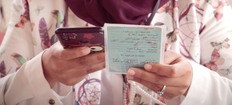 متطوعون يسجلون أكثر من ٢٤ ألف لاجئ على منصة وزارة الصحة اللبنانية