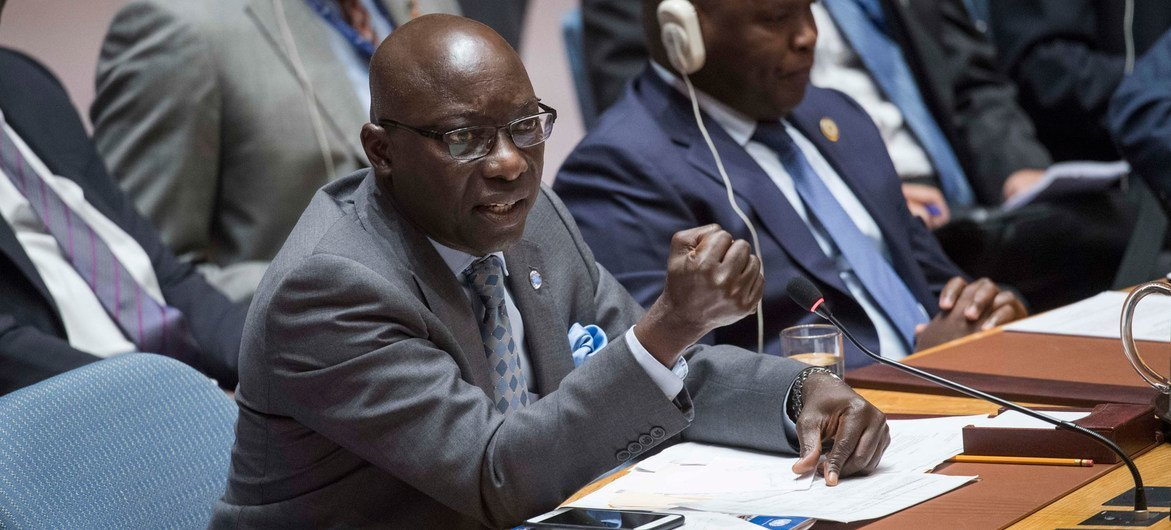 PROFILE: Taking a lead against genocide, 'no society is immune ...
