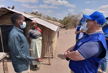 Para Vitorino, é necessário expandir, rapidamente, a assistência e apoio a centenas de milhares de indivíduos deslocados pela contínua insegurança em Cabo Delgado