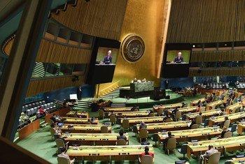 Cabo Verde é o único país de língua portuguesa a discursar no debate da Assembleia Geral este sábado