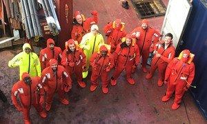 """L'ONU demande que les marins et le personnel navigant soient considérés comme des """"travailleurs essentiels"""" et qu'ils soient prioritaires pour les vaccinations de la Covid-19"""