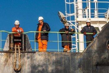 L'OMI a demandé aux gouvernements de désigner les marins comme des travailleurs essentiels.