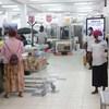 在坦桑尼亚宣布发现2019冠状病毒病例后,该国实施了新措施。图为达累斯萨拉姆的一个购物中心。