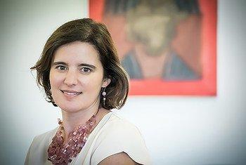 Ministra de Estado e da Presidência de Portugal, Mariana Vieira da Silva