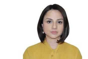 Лейла Фатхи, сотрудница ПРООН в Азербайджане.