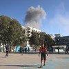 مقتل العشرات من الأطفال وإصابة العديد بجراح ونزوح آخرين بسبب التصعيد في غزة.