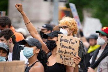 Secretário-geral da ONU aponta aumento do uso da força em protestos ao redor do mundo.