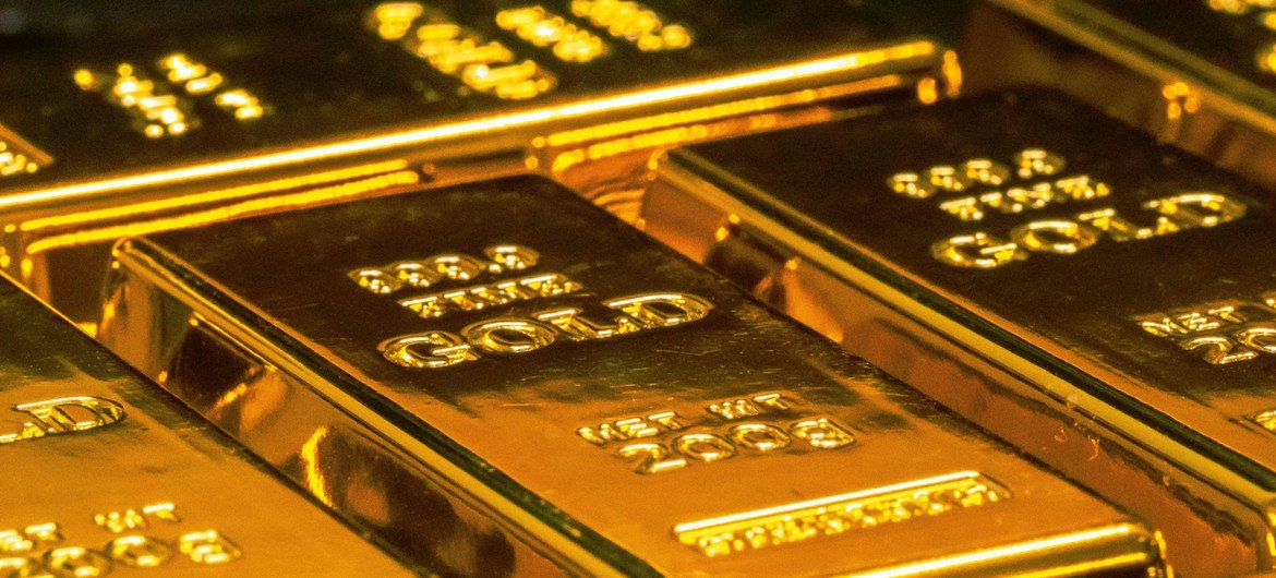Gold has always played an important role in the international monetary system.