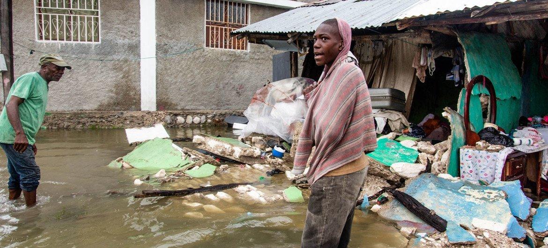 OIM quer cerca de US$ 15 milhões para atender necessidades mais urgentes