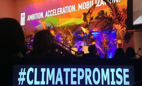 UN Development Programme (UNDP) and UN Climate Change (UNFCCC) launch a comprehensive report on how the world can take swift and meaningful action to slow down climate change.