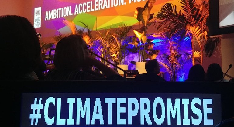 New UN report launched to help ratchet up action to combat climate crisis