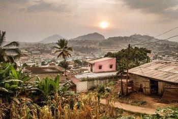Melen, eneo la makazi duni katikati ya mji mkuu wa Cameroon, Yaoundé