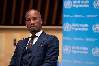 Дидье Дрогба назначен послом доброй воли Всемирной организации здравоохранения (ВОЗ)