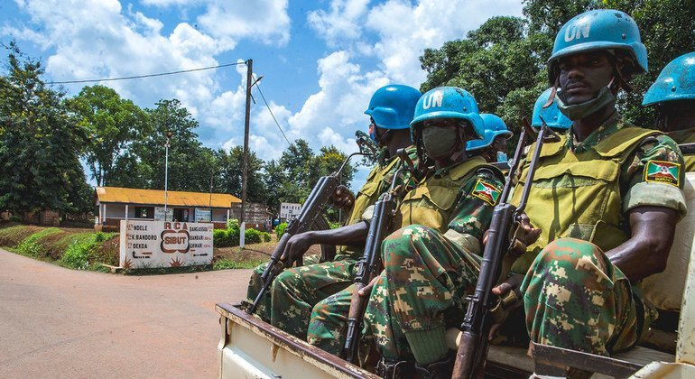 Positive momentum in Central African Republic must be maintained