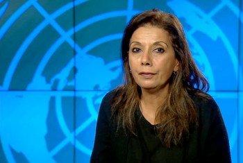 الدكتورة نجاة معلا مجيد، الممثلة الخاصة للأمين العام بشأن العنف ضد الأطفال