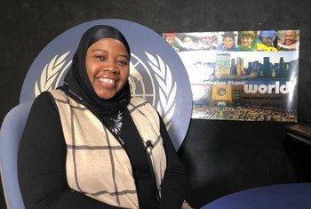 Asya Omar Mwilima ni mhamiaji kutoka Zanzibar Tanzania ambaye alihamia nchini Marekani takribani miaka 20.