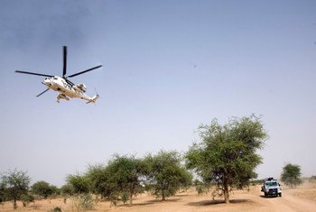 UNAMID conducts an exercise across North and West Darfur. (file)