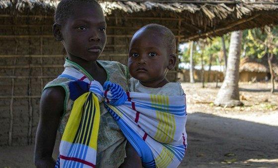 Pessoas deslocadas em Cabo Delgado precisam de ajudam humanitária