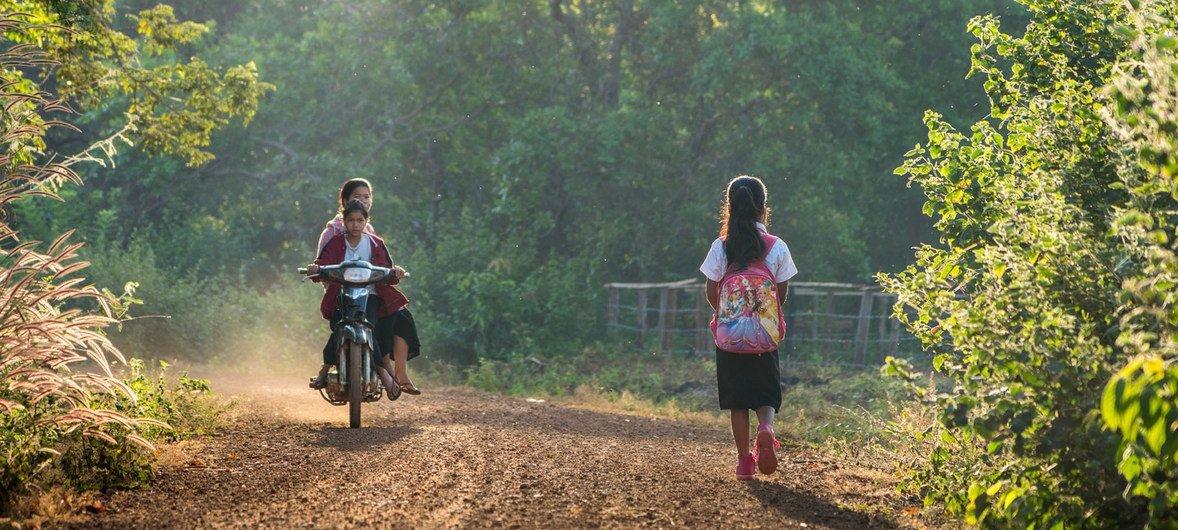 Unicef: exclusão em todas as etapas da educação perpetua a pobreza e é um fator-chave de uma crise global de aprendizado.