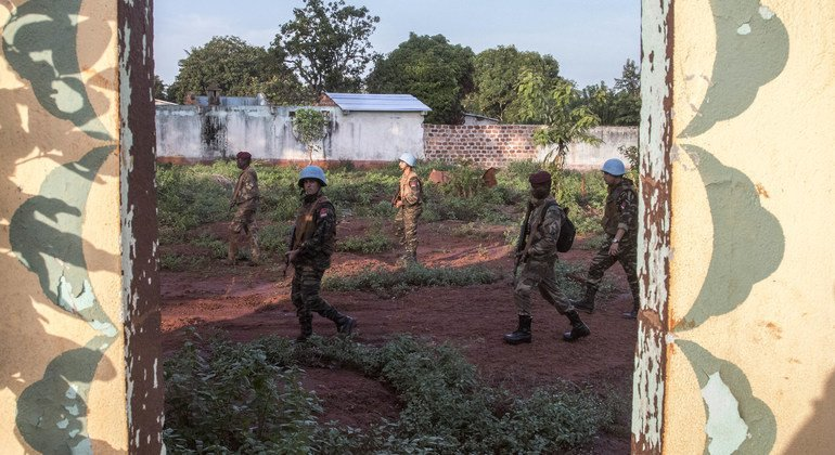 Two UN peacekeepers killed in an ambush in Central African Republic  - news un