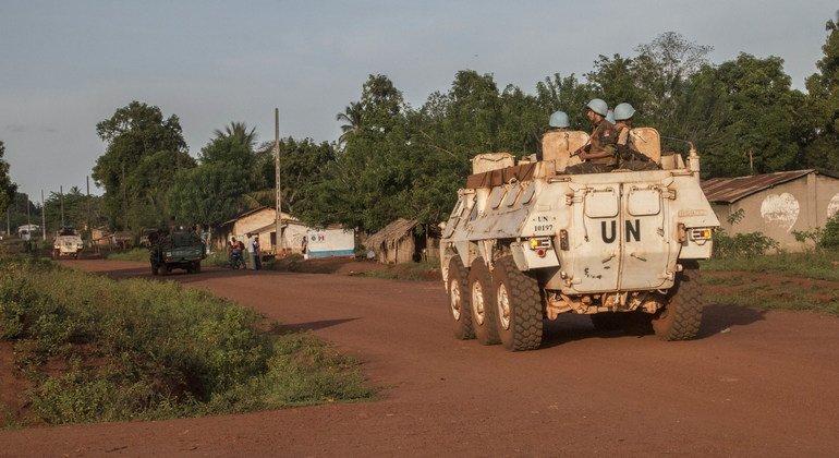 Представитель ООН в ЦАР призвал направить в эту страну дополнительный миротворческий контингент и технику