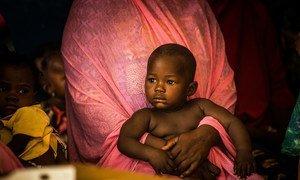 Des centaines de milliers d'enfants au Niger ont besoin d'une assistance humanitaire.