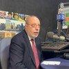 المفوض هاني مجلي عضو لجنة التحقيق الدولية بشأن سوريا، خلال حوار مع أخبار الأمم المتحدة.