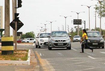 Мотоциклисты, велосипедисты и пешеходы - главные жертвы ДТП.