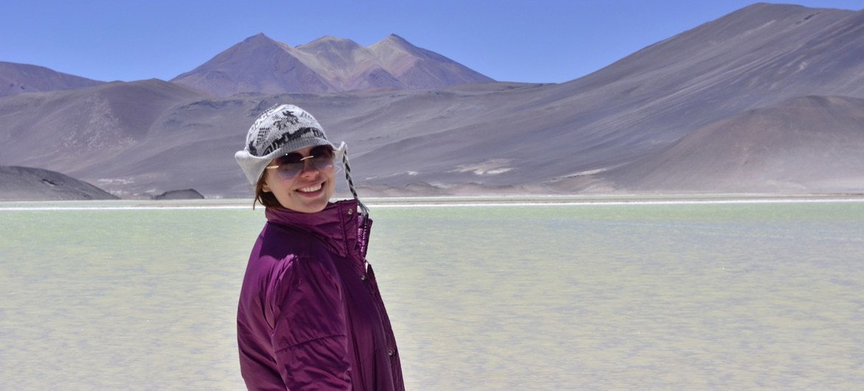 """Jussara Pellicano Botelho é a criadora da plataforma """"Sisterwave"""", que ganhou o Prêmio Global de Startups da Organização Mundial do Turismo."""