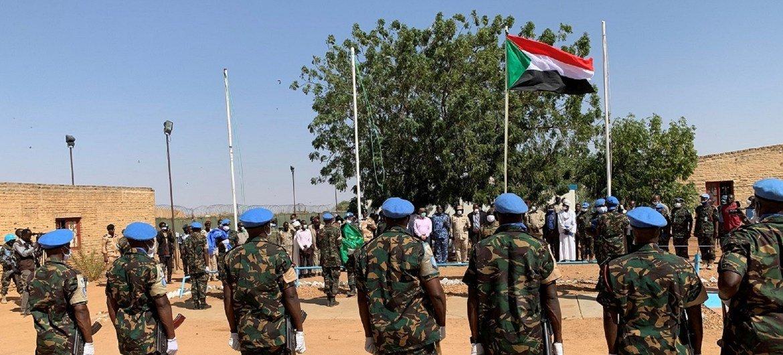 UNAMID yakabidhi kambi ya Khor Abeche Darfur kwa serikali ya Sudan