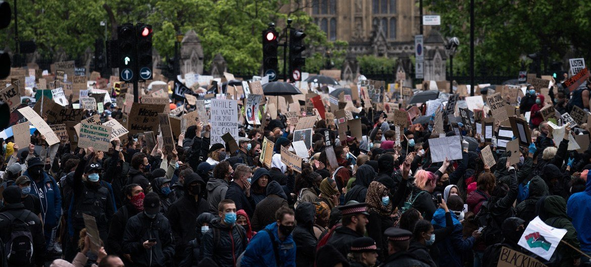 Rights experts condemn UK racism report attempting to 'normalize white supremacy'