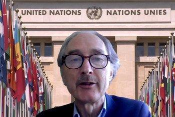 Спецпосланник ООН по Сирии Гейр Педерсен