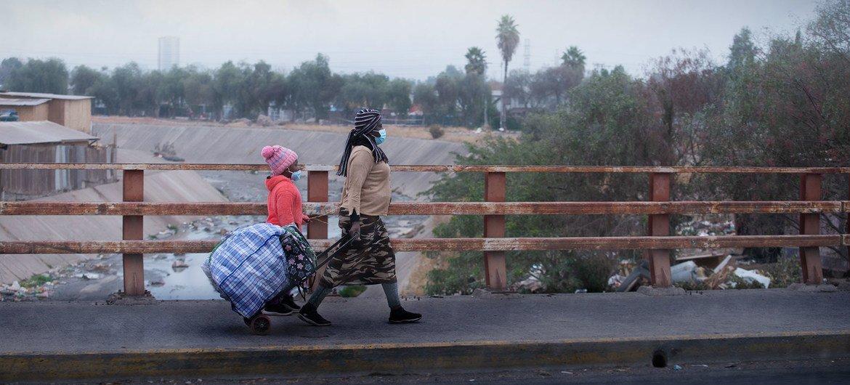 Chile acoge a casi 10.000 refugiados y solicitantes de asilo.