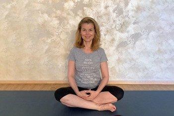 Ирина Локтева инструктор по йоге