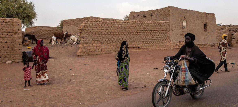 """La situación de la seguridad en Malí se ha deteriorado hasta el punto de que la """"propia supervivencia del Estado"""" está amenazada."""