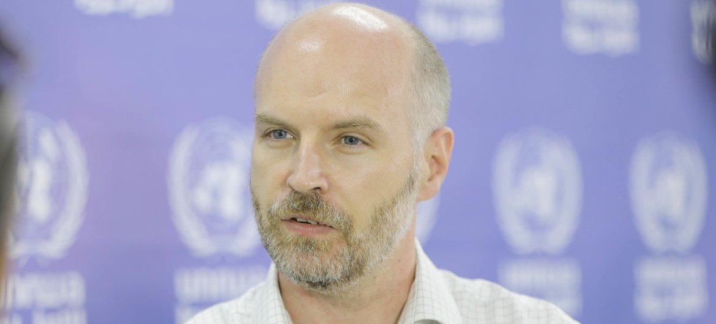 سام روز، القائم بأعمال شؤون الأونروا في غزة