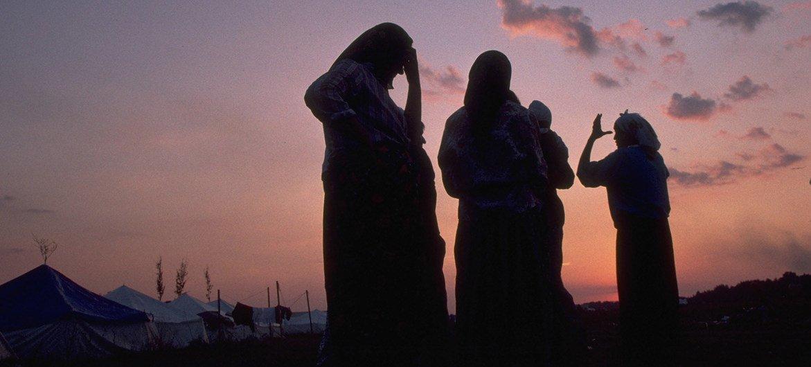 Более 60 процентов женщин, ставших жертвами сексуального насилия в ходе вооруженного конфликта в Боснии, не получают компенсацию от властей.