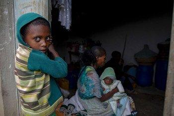A la suite de la crise au nord de l'Éthiopie, des millions de personnes ont besoin d'aide d'urgence et de protection.