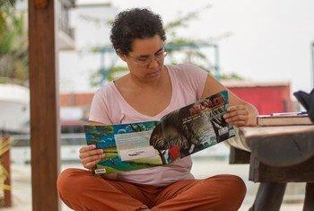 A comunicação visual é uma ferramenta poderosa para Costa aumentar a conscientização sobre a proteção ambiental
