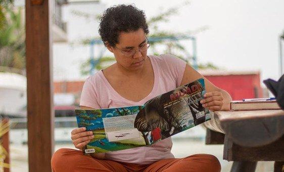 A comunicação visual é uma ferramenta poderosa para a Costa aumentar a conscientização sobre a proteção ambiental