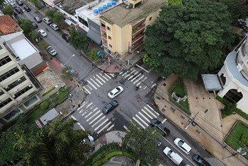 """Na terceira edição do Circuito Urbano 2020, o tema será """"Cidades Pós-Covid-19: Diálogos entre o Brasil e a África lusófona""""."""