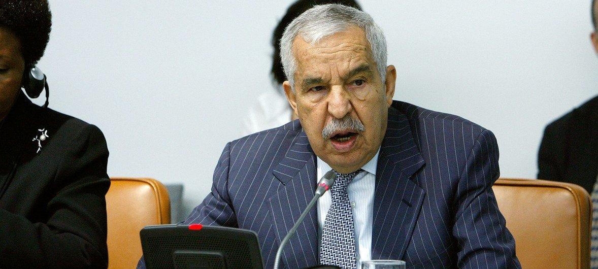 Ali Treki a été élu Président de la 64e session de l'Assemblée générale des Nations Unies le 10 juin 2009